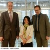 Vietnamese labor rights activist Do Thi Minh Hanh visits German Bundestag