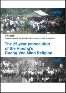 VN_PersecutionDuongVanMinhReligion (VETO_Report,EN)